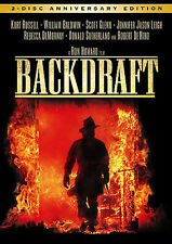 Backdraft Two Disc Anniversary Edition