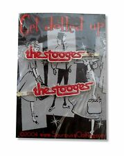 The Stooges Get Dolled Up Hair Bobby Pin Set of 2 New Official Iggy Pop Music