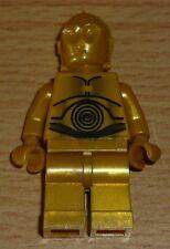 Lego Star wars figura c-3po, nueva versión