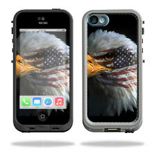 Skin Decal Wrap for LifeProof iPhone 5C Case fre Case Eagle Eye