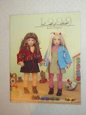 Annette Himstedt Kinder Puppen 1999
