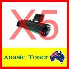 5x CWAA0759 Toner Cartridge for Fuji Xerox 3124 3125