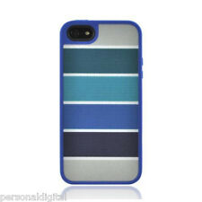 Genuine Speck FabShell for iPhone 5/5S Case - Arctic Blue Aus Seller