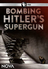 NOVA: Bombing Hitlers Supergun (DVD, NEW, 2016 PBS Release)