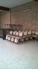 Lot Talels, Stoelen en Zitbanken //Tables et chaises Lot