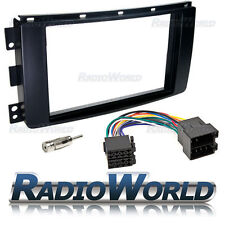 Smart Fortwo Stereo Radio Kit de montaje Fascia Panel Adaptador Doble Din fp-13-05
