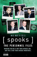 "K udos ""Spooks"": The Personnel Files (Spooks 1) Very Good Book"