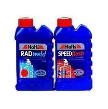 HOLTS RADWELD & SPEED FLUSH 250ML REPAIRS & SEALS RADIATOR LEAKS