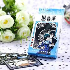 Collect!Japanese Anime Black Butler Poker Cards Playing Cards