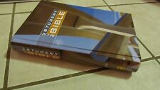 Niv Student Rev Comp : Compact Edition by Zondervan Staff (2002, Hardcover, Revi