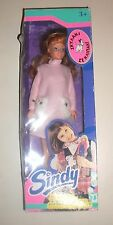Vintage 1995 Hasbro Sindy - DOLL IN PINK DRESS by Hasbro MOC MISB NRFB