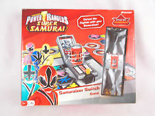 Power Rangers Super Samurai Samuraizer Switch Board Game 100% COMPLETE