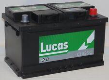 Mercedes E280, E300, E320, E420,E430, E500 93-LUCAS  Car Battery -096/100