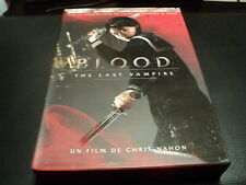 "COFFRET 2 DVD ""BLOOD, THE LAST VAMPIRE"" Le film + Le manga"
