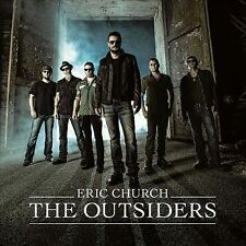 Eric Church THE OUTSIDERS (SPECIAL EDITION) Gatefold +POSTER New Vinyl 2 LP