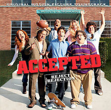 ACCEPTED - Soundtrack CD Weezer Modest Mouse Pixies Hives Ryan Adams Ape Fight
