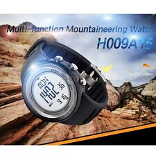 EZON Outdoor Sports Watches Altimeter Barometer Thermometer Watch 50M Alarm M4S5