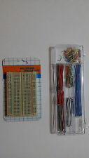 400 point Breadboard with jumper wires kit