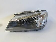 2011 2012 2013 2014 BMW X3 NO AFS EUROPEAN OEM LEFT XENON HID HEADLIGHT NICE!