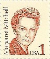 US 2168 Great Americans Margaret Mitchell 1c MNH 1986