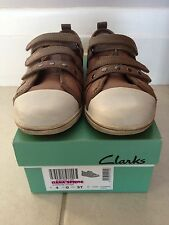 "NEW CLARKS ""Dana Sprite"" leather shoes Size EU 37 UK 4 BNIB"