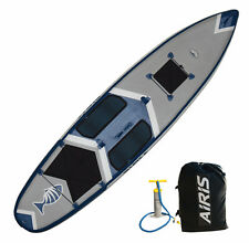 Airis Hardtop SUV 11 Inflatable Standup Paddle Board w/RigiDeck. Free paddle!