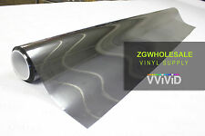 Window Tint Film 5ft x 5ft (25 sq ft) Vehicle Home Glass 60% VLT 2 PLY Roll