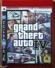 PS3 Grand Theft Auto IV (4) (Sony PlayStation 3, 2008) BRAND NEW FREE SHIPPING