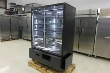 "NEW True GDM-12-HC-LD 25"" Grey LED Glass Display Refrigerator Cooler 2017"