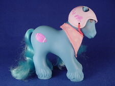 MLP My Little Pony/Ponies Vintage Big Brother Quarterback w/Backcard Acc