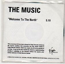 (ER206) The Music, Welcome to the North - DJ CD