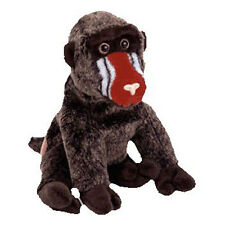 TY Beanie Baby - CHEEKS the Baboon (6 inch) - MWMT's Stuffed Animal Toy