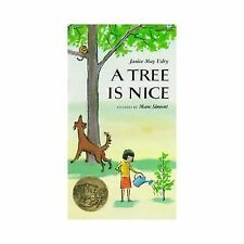 Trophy Picture Bks.: A Tree Is Nice by Janice M. Udry, Janice Udry, M. Udry...