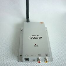 2.4G Wireless receiver Four channels to choose from, for 2.4G Wireless camera