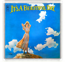 IT'S A BEAUTIFUL DAY 1969 LP COVER FRIDGE MAGNET IMAN NEVERA
