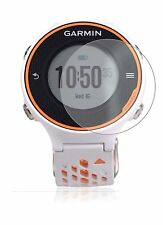 3 x Membrane Screen Protectors for Garmin ForeRunner 620 - Glossy Cover Guard
