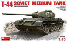 MiniArt 1/35 35193 WWII Soviet Red Army T-44 Medium Tank