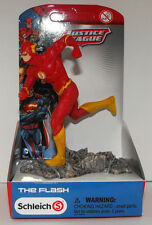 NEW 2015 The Flash Miniature Figurine Figure Super Hero Justice League Schleich