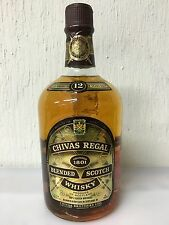 CHIVAS REGAL  12 years old   1.75 litri – 43% - 86 Proof Scotch Whisky Rarissimo