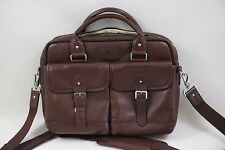 TRAFALGAR 'Lincoln Square' Briefcase Retails $395 plus tax