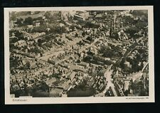 Holland Netherlands EINDHOVEN KLM Foto #2582 Aerial view RP PPC c1930s?