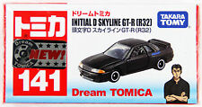 Tomy Dream Tomica 141 Initial D Nissan Skyline GT-R (R32) 834793