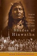 Shades of Hiawatha: Staging Indians-ExLibrary