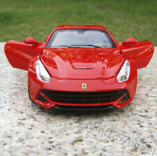 Ferrari F12 1:32 Model Cars Sound&Light Alloy Diecast Collection&Gifts Toys Red