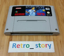Super Nintendo SNES International Tennis Tour PAL