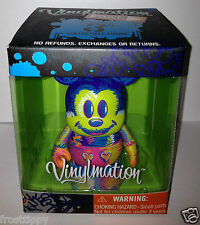 "Disney Vinylmation D-Tour Series 3"" Pastel Hearts Scribbles Mickey Mouse NEW"