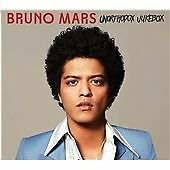 "BRUNO MARS -UNORTHODOX JUKEBOX ""LOCKED OUT OF HEAVEN"" ""WHEN I WAS YOU MAN"""