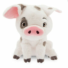 NWT Disney Store Authentic Moana Pig PUA PLUSH Toy Doll - Large 17""