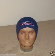 New York Giants Football NFL Uncuffed Blue Winter Knit Hat Beanie Style New