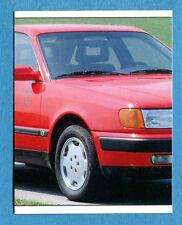 AUTO 100-400 Km Panini- Figurina-Sticker n.153 - AUDI 100 TDI 115cv 2/3 -New